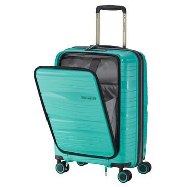 Travelite Motion 55cm Trolley + Vortasche Minze  – Bild 4