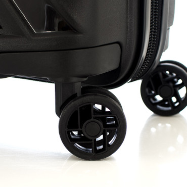 TITAN PARADOXX black uni 3er Kofferset – Bild 12