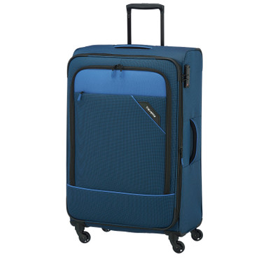 Travelite DERBY Marine 4 tlg. Trolley Set Bordtasche – Bild 2