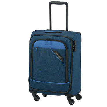 Travelite DERBY Marine 4 tlg. Trolley Set Bordtasche – Bild 4