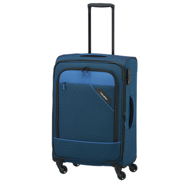 Travelite DERBY Marine 3 tlg. Trolley Set  – Bild 3