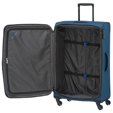 Travelite DERBY Marine 3 tlg. Trolley Set  – Bild 5