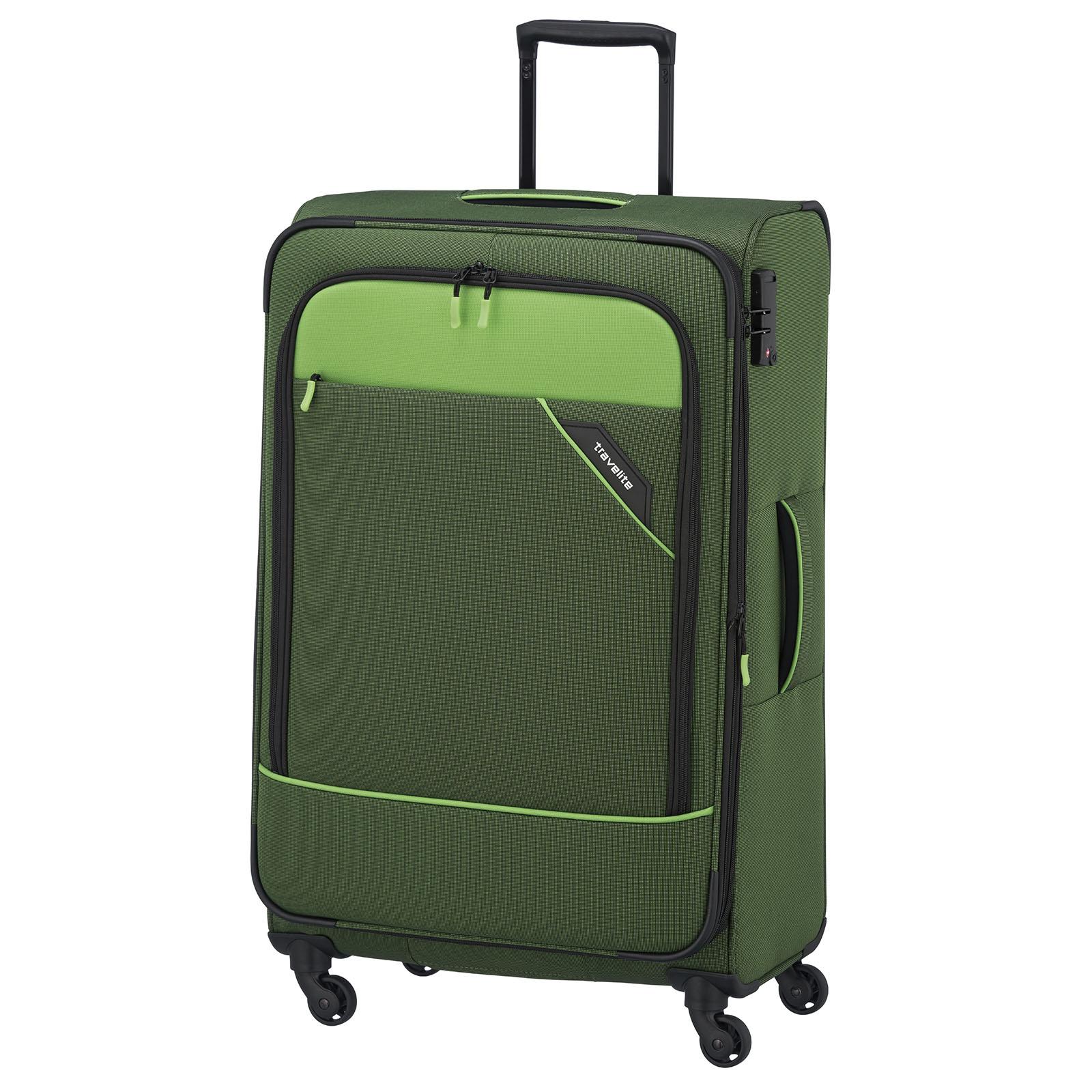 travelite-derby-grun-77cm-stoff-trolley