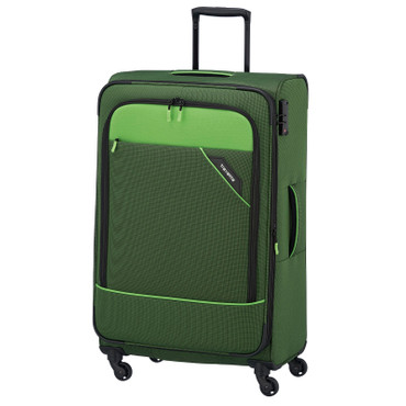 Travelite DERBY Grün 4 tlg. Trolley Set Bordtasche – Bild 2