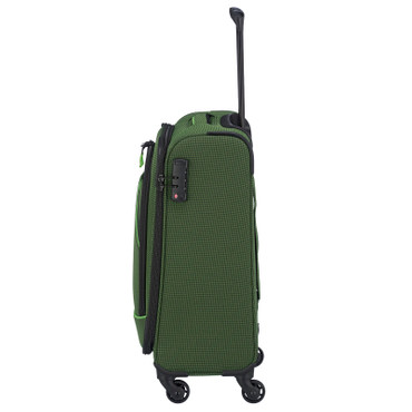 Travelite DERBY Grün 4 tlg. Trolley Set Bordtasche – Bild 8