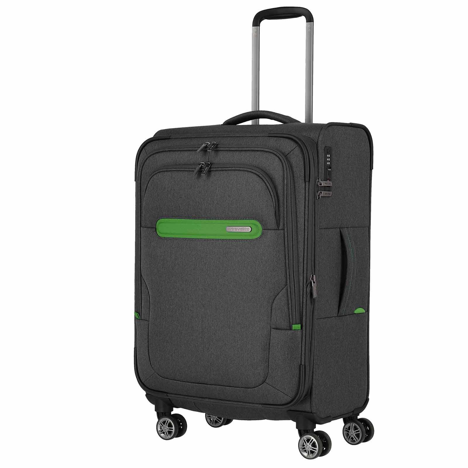 travelite-madeira-67cm-trolley-anthrazit-grun
