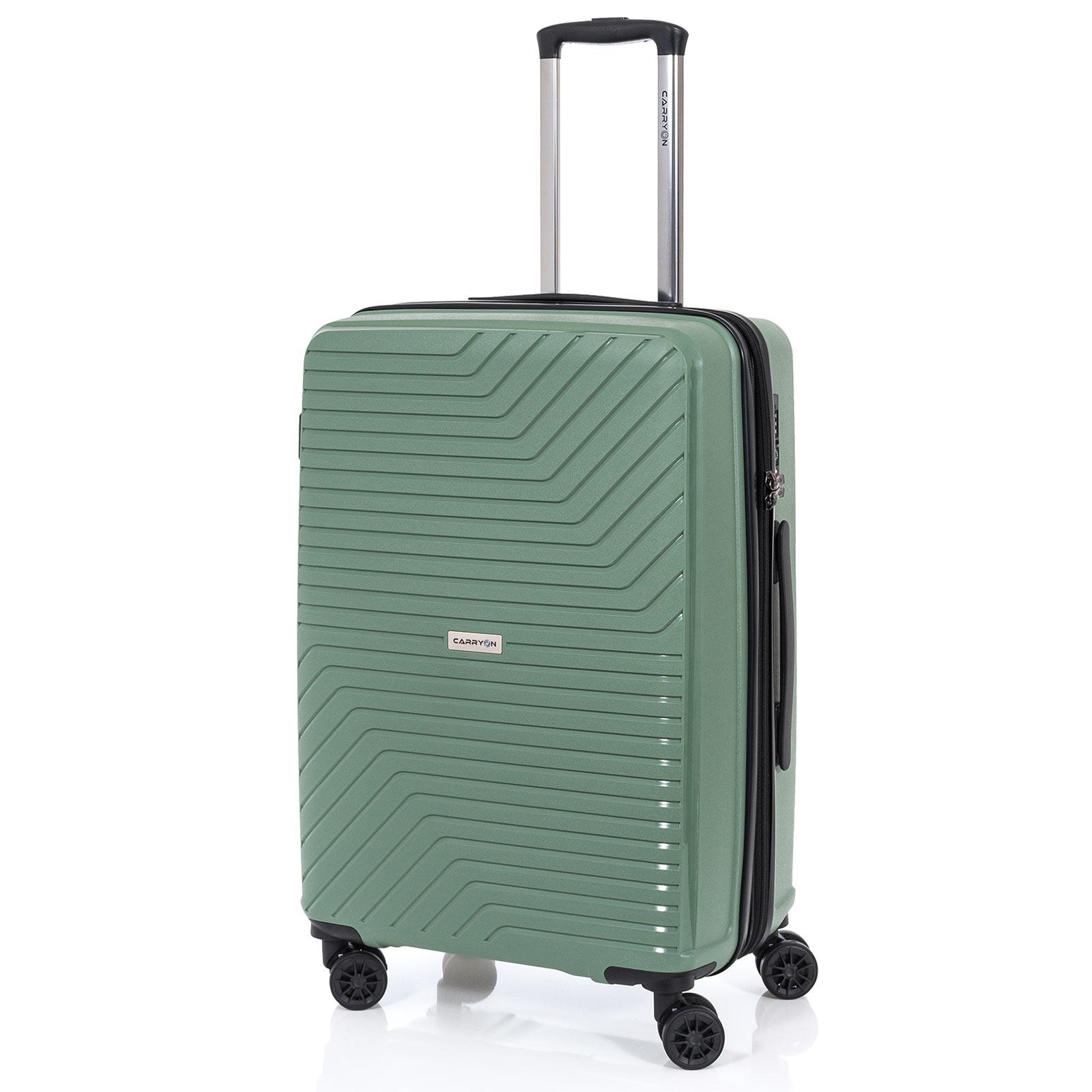 carryon-transport-68cm-hartschalen-trolley-grun