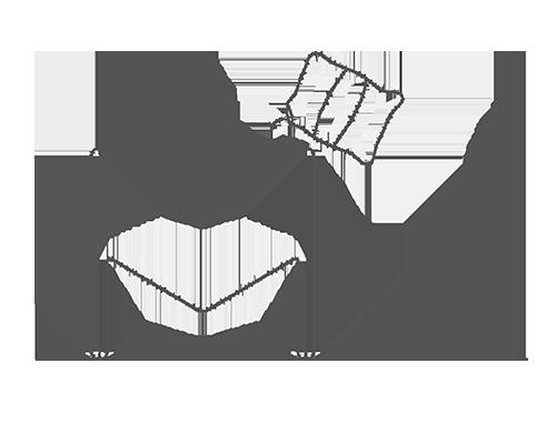 minisilo mit sackware befüllen