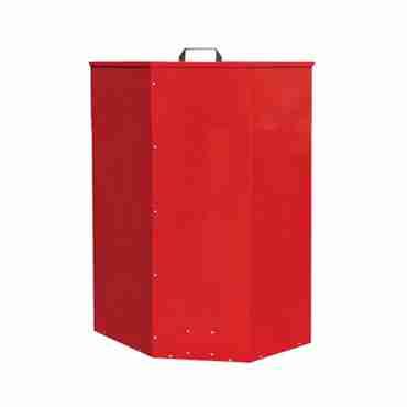 Pellets Vorratsbehälter 500 Liter