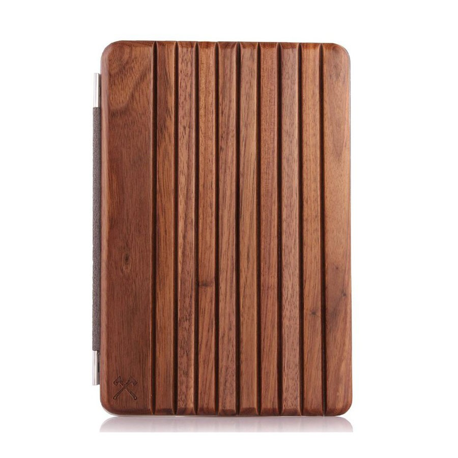 EcoCover - iPad Air Cover aus Wallnussholz von Woodcessories