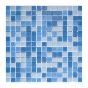 Quarzglasmosaik Mix 330x330x4 mm Nr 1 – Bild 1