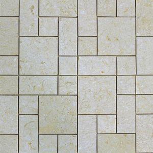 Natursteinmosaik 300x300x8 mm Nr 18 – Bild 1