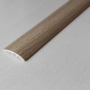 Übergangsprofil Holzoptik 42mm Myck PVC Ahorn 1P, 1m – Bild 3