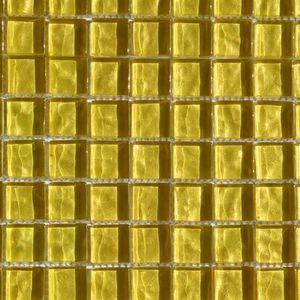 Gelb Glasmosaik 300x300x8 Nr 89 – Bild 3