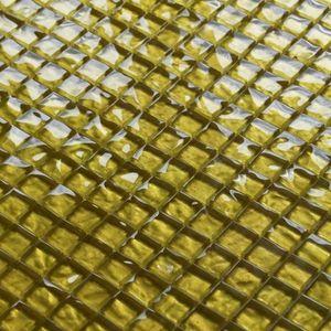 Gelb Glasmosaik 300x300x8 Nr 89 – Bild 5