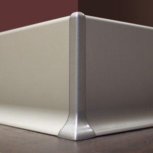 Aussenecke Aspro 70, ALU Silber – Bild 2