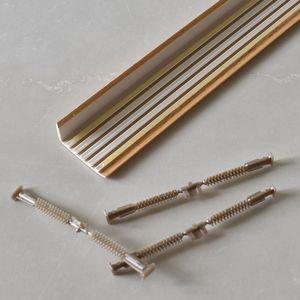 Treppenstufenprofil Myck 45x22mm Ahorn 1P 2m – Bild 2