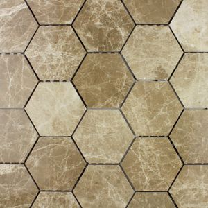 Natursteinmosaik 300x268x8 mm Nr 30 – Bild 3