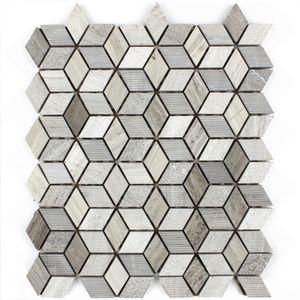 Natursteinmosaik 300x260x8 mm Nr 33 – Bild 6