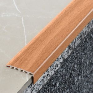 Treppenstufenprofil Myck 45x22mm Buche 1E 1m – Bild 1