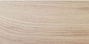 Einfassprofil Myck, 16x13x8mm, PVC, Ulme 5E, 1m – Bild 2