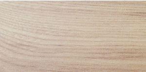 Einfassprofil Myck, 16x13x8mm, PVC, Ulme 5E, 2m – Bild 2