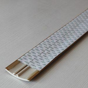 Übergangsprofil Holzoptik 42mm Myck PVC Eiche 2E, 1m – Bild 5