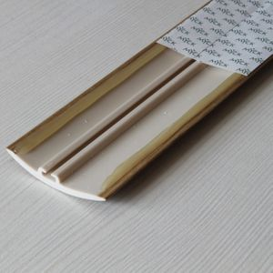 Übergangsprofil Holzoptik 42mm Myck PVC Ulme 5E 1m – Bild 4