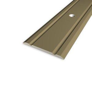 Übergangsprofil Aspro, 30mm, Aluminium, Champagner 04, 2,7m – Bild 1