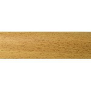 Höhenausgleichsprofil Myck, 40mm, PVC, Buche 0E, 1m – Bild 4