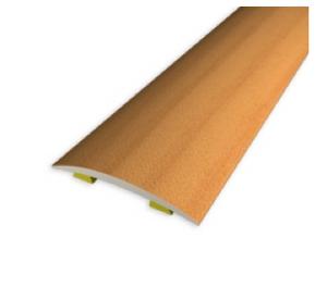 ALU Übergangsprofil 30mm (selbstklebend), Aspro, Erle 41, 93cm – Bild 1