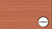 ALU Übergangsprofil 30mm (selbstklebend), Aspro, Erle 23, 270cm – Bild 2