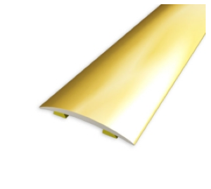 ALU Übergangsprofil 30mm (selbstklebend), Aspro, Gold 03, 270cm – Bild 1