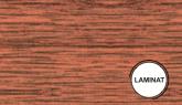 ALU Übergangsprofil 30mm (selbstklebend), Aspro, Kirsche 21, 270cm – Bild 3