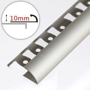 Winkelabschlussprofil Aspro - Sauber Alu 10mm 250cm  – Bild 1