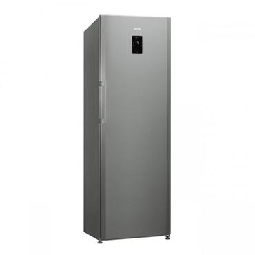 FA45X2PNE, Stand-Vollraumkühlschrank, EEK-A++, Edelstahl, 60cm, No Frost – Bild 1