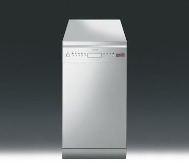 LSA4525X, Standgeschirrspüler, Edelstahl, EEK A++A, 45 x 82 cm, 10 Spülprogramme – Bild 2