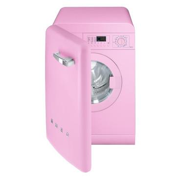 LBB14RO, Waschvollautomat, EEK-A+ / B, Cadilac Pink, 60 cm – Bild 2