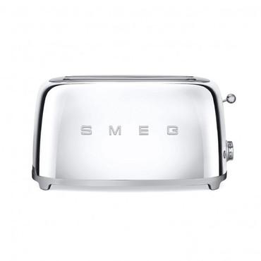 TSF02SSEU, Toaster, 4 Scheiben, Chrome – Bild 1