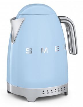KLF02PBEU, Wasserkocher 1,7 L, Pastellblau mit Temperaturregelung – Bild 1
