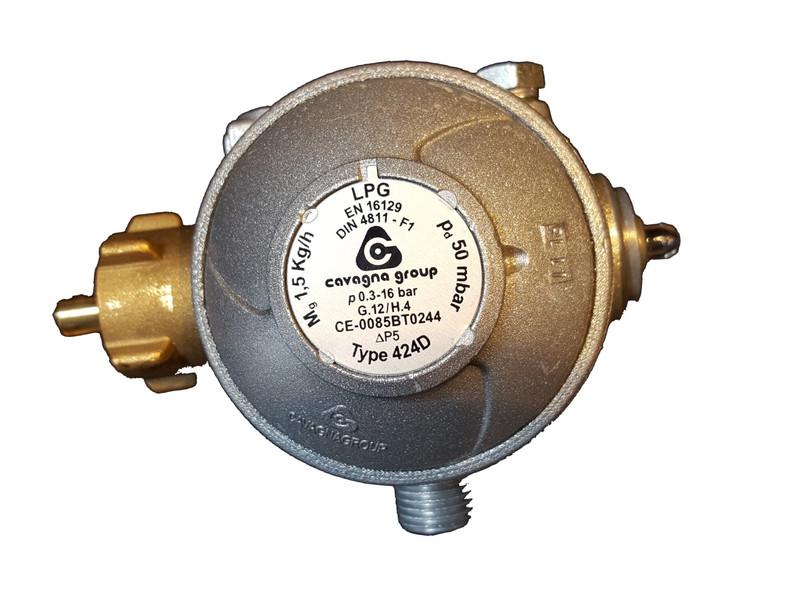 gas druckminderer 50 mbar f r gewerbe doppelmembran thermische absperreinrichtung nur im. Black Bedroom Furniture Sets. Home Design Ideas