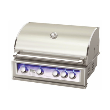 BroilChef BC-840SB, ProSeries Built-In 4+1-Brenner Gasgrill