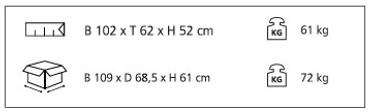 BroilChef BC-850SB, ProSeries Built-In 5+1-Brenner Gasgrill – Bild 7