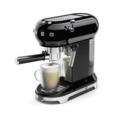 ECF01BLEU Espresso-Kaffeemaschine, Schwarz – Bild 4