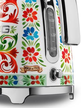KLF03DGEU, Wasserkocher 1,7l - Dolce & Gabbana – Bild 4