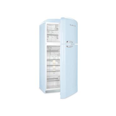 Smeg FAB50RPB Standkühl-Gefrierkombination, Pastellblau, 80 cm, FULL-NO FROST, EEK A++  – Bild 2