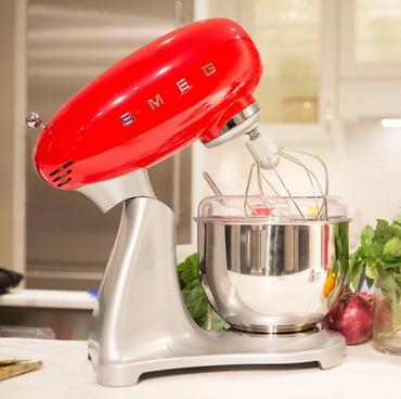 SMF01RDEU, Küchenmaschine 4,8l Rot  – Bild 8