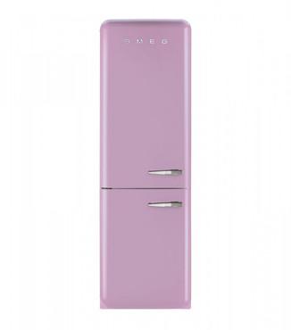 FAB32LRON1, Standkühl-Gefrierkombination, A++, Pink Cadillac, 229 L, Linksanschlag, No Frost – Bild 1