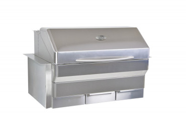 Pelletgrill Elite Built-In Memphis 18/10, 230 V