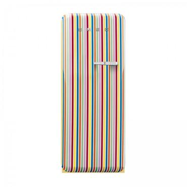 FAB28LCS1, Stand-Kühlschrank mit Gefrierfach, A++, Farbenfroh, 222 L, Linksanschlag – Bild 1
